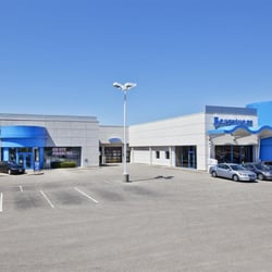 Bergstrom Honda Dealership