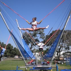 R Amp B Bungee Jump Party Rentals Party Equipment Rentals