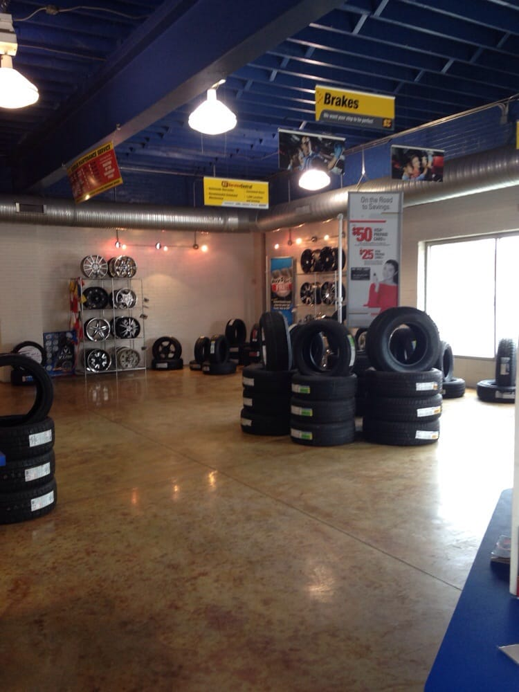 Motorcycle Stores Near Me >> NTB - National Tire and Battery - CLOSED - Tyres - Downtown - Columbus, OH, United States ...