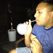 Hookahloopa Lounge - Hookah bubbles! - Forest Hills, NY, Vereinigte Staaten