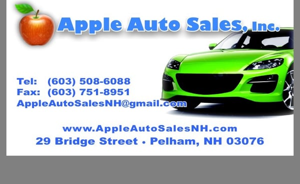Pelham Nh Car Dealers