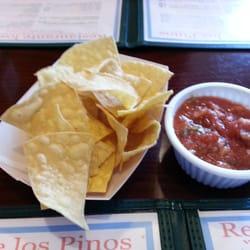 Restaurante Los Pinos logo