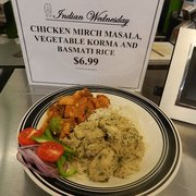 City Market - Indian Special Monday Wednesday and Friday - Memphis, TN, Vereinigte Staaten
