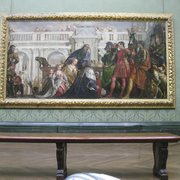 "Veronese ""The Family of Darious before Alexander"""