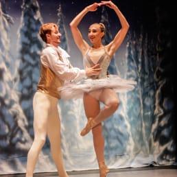 Beverly Hills Ballerina Dance Academy - Beverly Hills, CA, United States. Beverly Hills Ballerina Teacher  Ms Cleo as *Snow Queen*