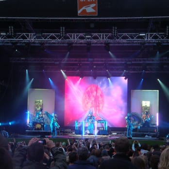 Empire of the Sun 2011