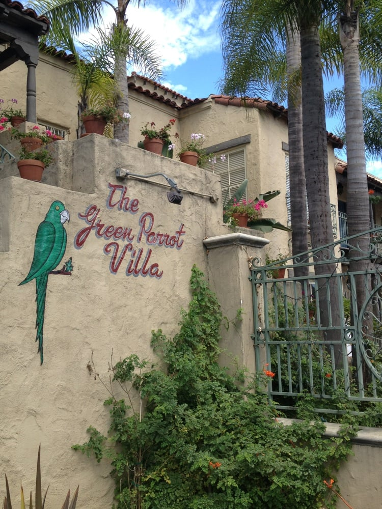 Green Parrot Villa The Green Parrot Villa Santa