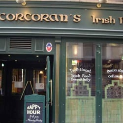 Corcoran's Irish Pub, Paris, France