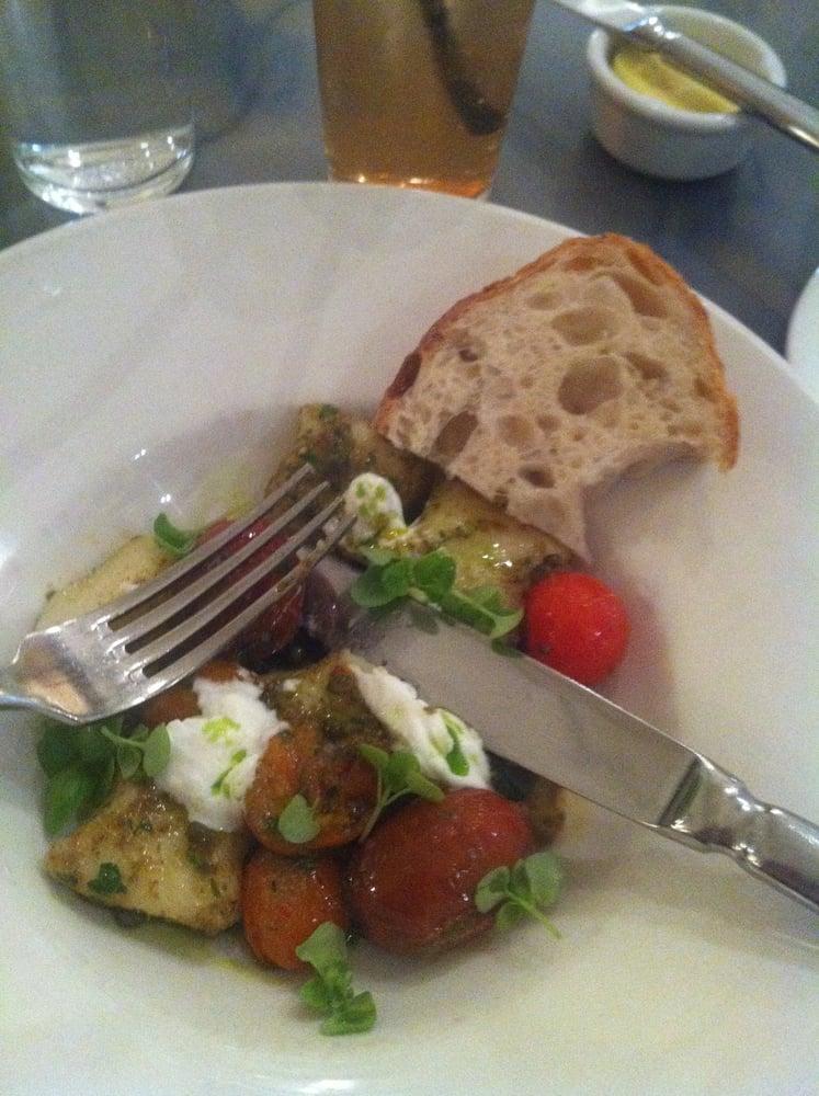 Syracuse restaurant restaurants melbourne melbourne for Australian cuisine melbourne