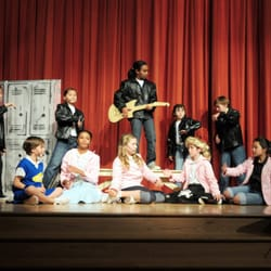 Kids 'N Dance - Oakland, CA, États-Unis. Grease musical theater