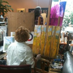 Austin Fine Art Classes - Austin, TX, États-Unis. Discovering personal style using acquired technical skills