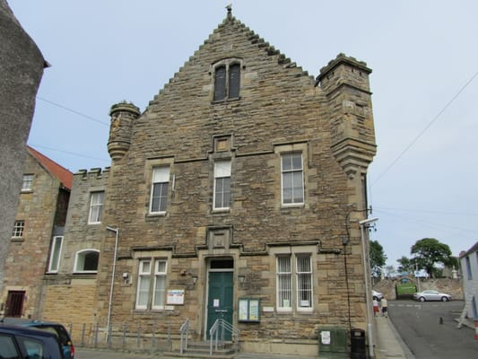 Anstruther United Kingdom  city pictures gallery : Anstruther Easter Town Hall Anstruther, Fife, United Kingdom. Photo ...