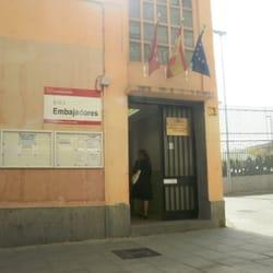 Escuela oficial de idiomas embajadores lavapi s y - Escuela oficial de idiomas inca ...