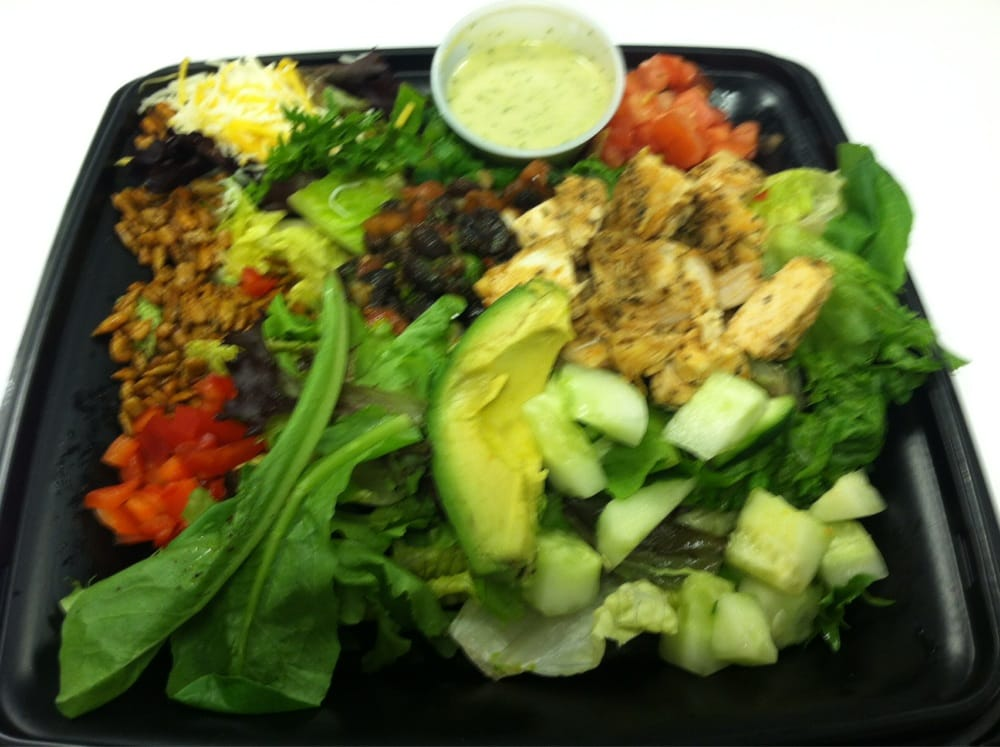 Baja Chicken Salad Baja Chicken Salad From