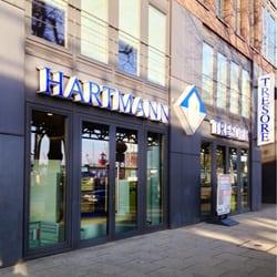 Hartmann Tresore: Safes, Panzerschränke…