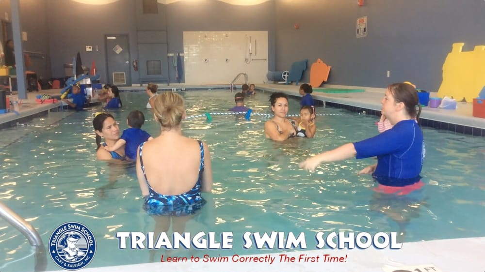 Triangle Swim School 11 Photos Swimming Lessons Schools 275 Convention Dr Cary Nc
