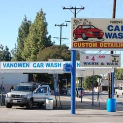 Reseda And Vanowen Car Wash