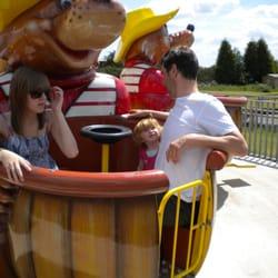 wheelgate theme park, Mansfield, Nottinghamshire