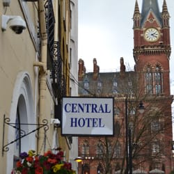 Central Hotel, London