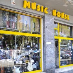 Music House, Roma
