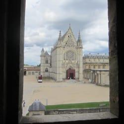 Sainte Chapelle, esterno
