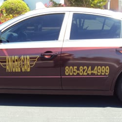 Angel Cab logo