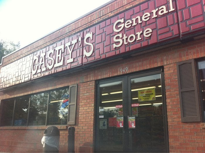 Casey's General Store is a convenience store and a whole lot more. Stop by Casey's for fresh, homemade pizza, sandwiches, donuts and much more. Come 9/10(3).