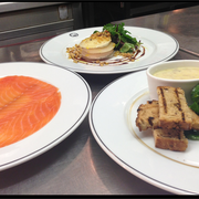 Smoked Salmon, Smoked Potted Mackerel…