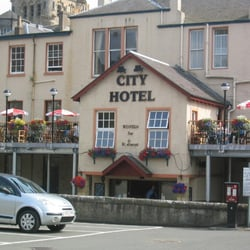 City Hotel, Dunfermline, Fife