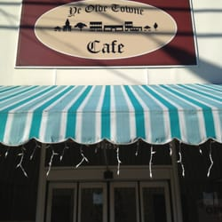 Ye Olde Towne Cafe Menu