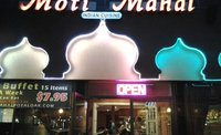 $12 for $22 deal at Moti Mahal Indian Cuisine