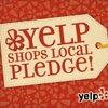 Foto von Take the Yelp Shops Local Pledge!
