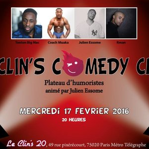 Le Clin's Comedy Club