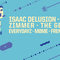 #CROSSOVERSESSION // ISAAC DELUSION, GUTS (live band), ZIMMER, THE GEEK x VRV, EVERYDAYZ, MØME, FRENCH79, ALPES // 31 juillet &