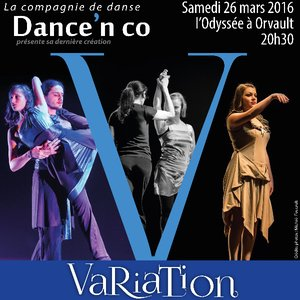Spectacle de danse : Variation