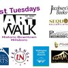 Foto von Hillsboro First Tuesday Art Walk