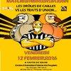 Photo de Match d'Impro : Les Drôles de Cailles VS Les Malades de l'Imaginaire