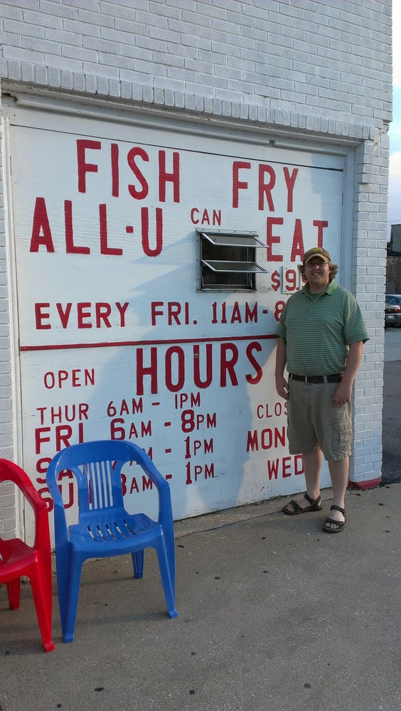 Best all you can eat friday night fish fry 39 s newport for Friday night fish fry near me