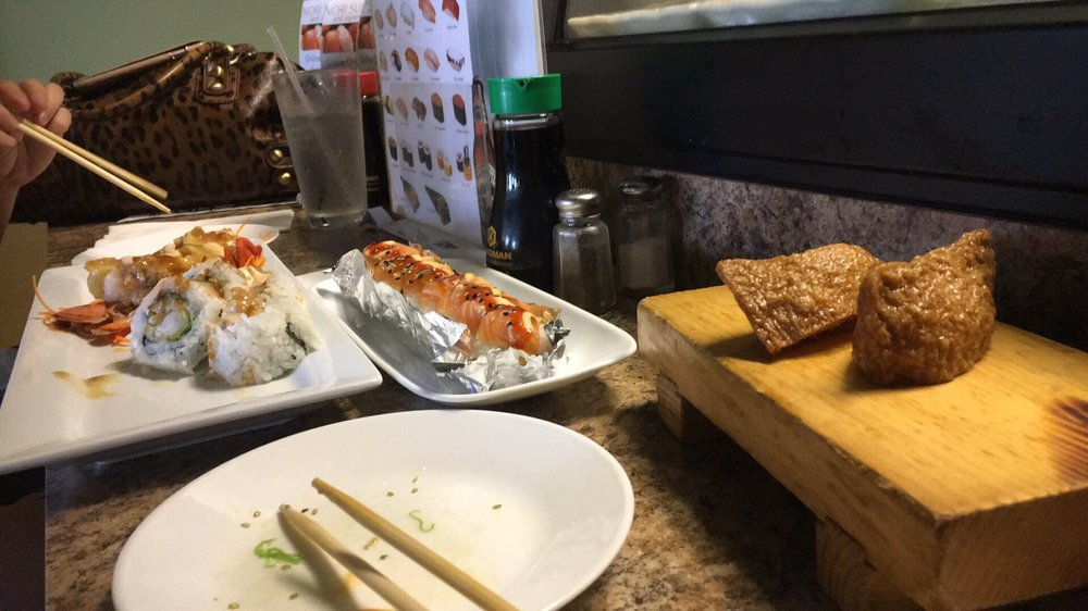 Food from Nori Sushi & Japanese Grill