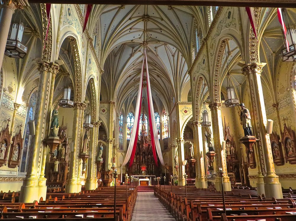 St Stanislaus: 3649 E 65th St, Cleveland, OH