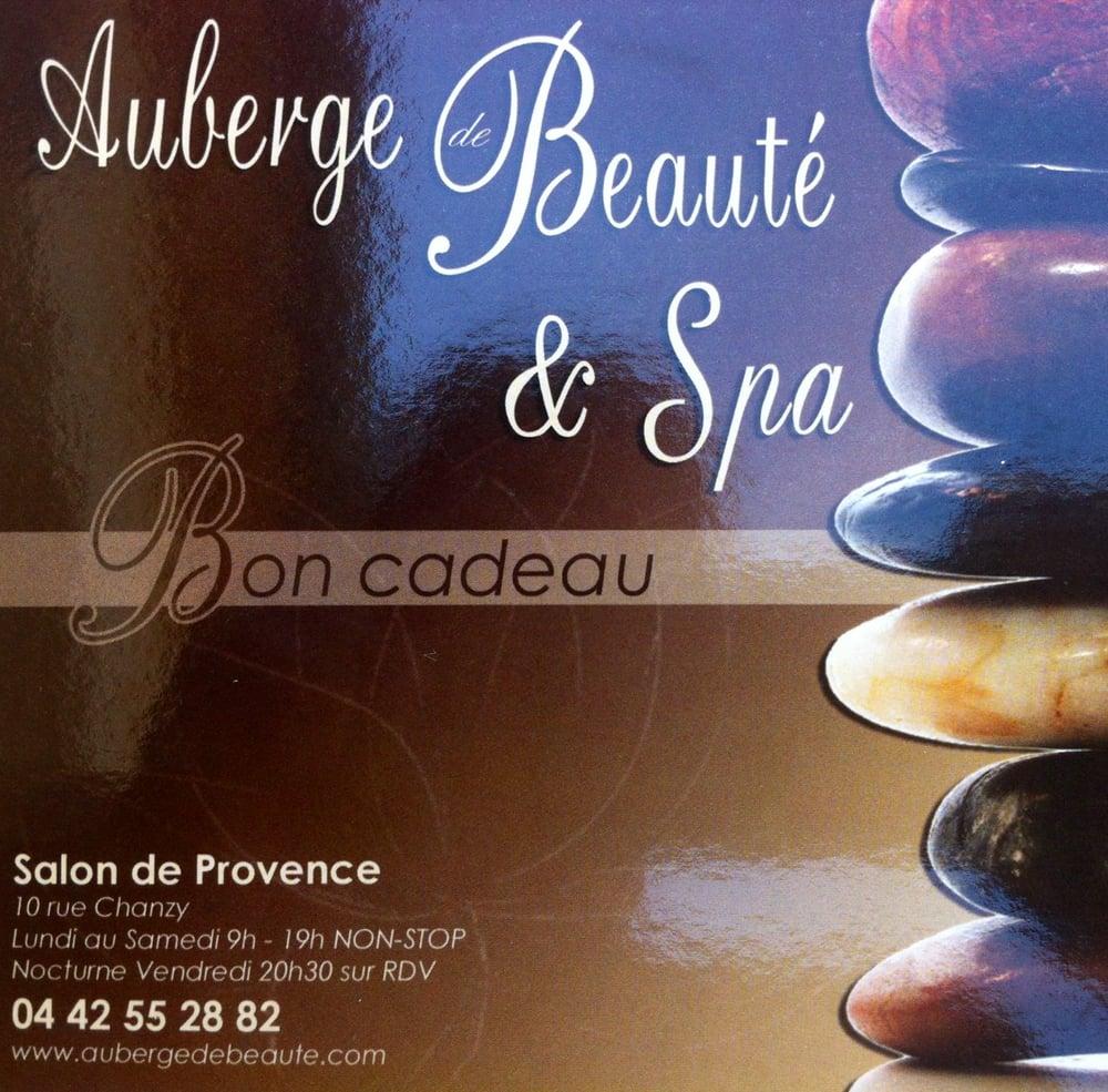 Auberge de beaut beauty spas 10 rue chanzy salon - Auberge de beaute et spa salon de provence ...