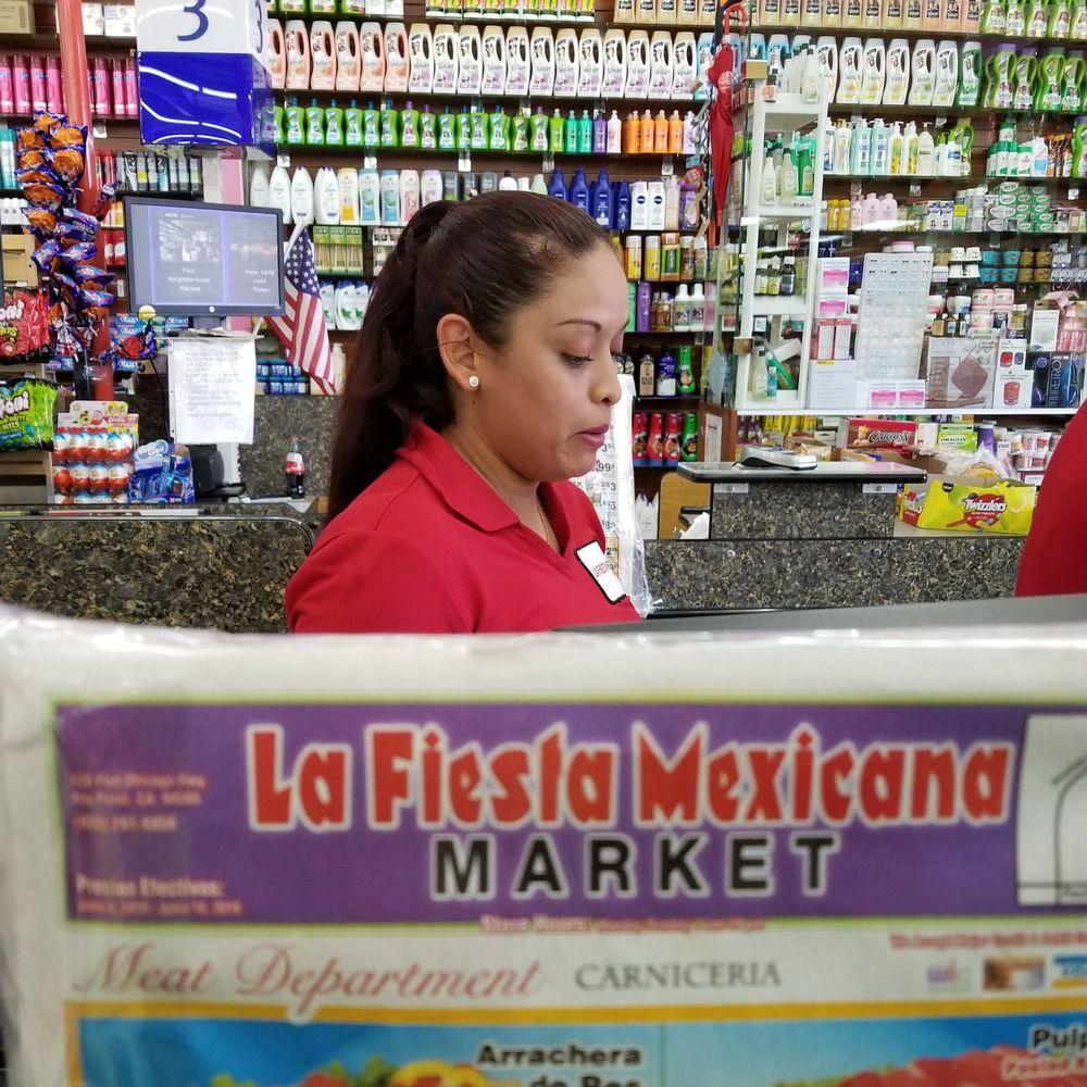 La Fiesta Mexicana Market: 620 Port Chicago Hwy, Bay Point, CA