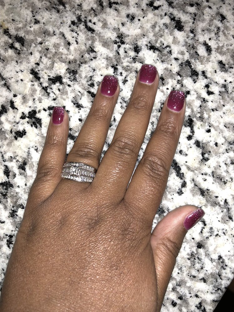 Campus Nails And Spa: 1001 Harden St, Columbia, SC