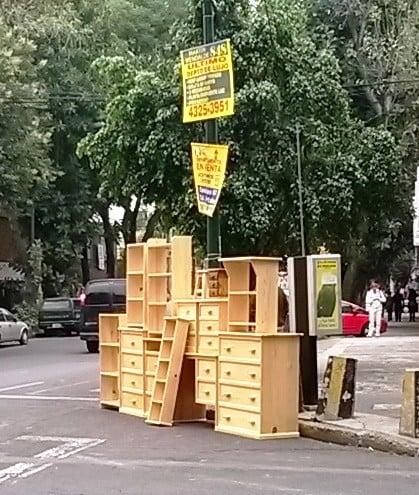 Muebles de madera tienda de muebles pilares esquina patricio saenz del valle m xico d f - Tiendas de muebles en cerdanyola del valles ...