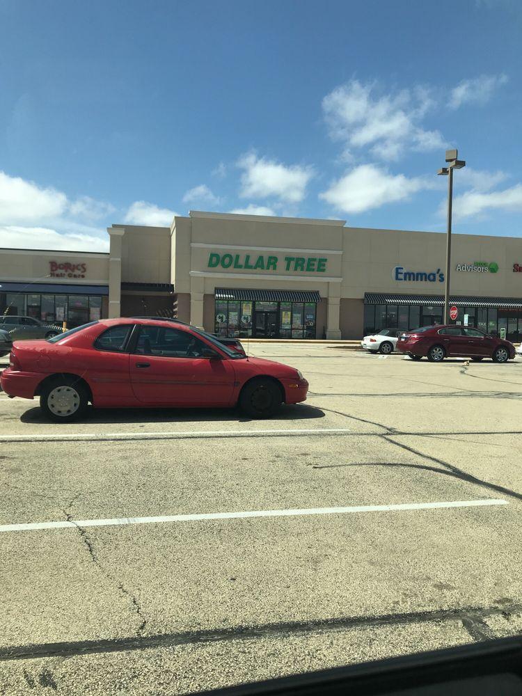 Dollar Tree Stores #2460: 1333 Savoy Plaza Ln, Savoy, IL