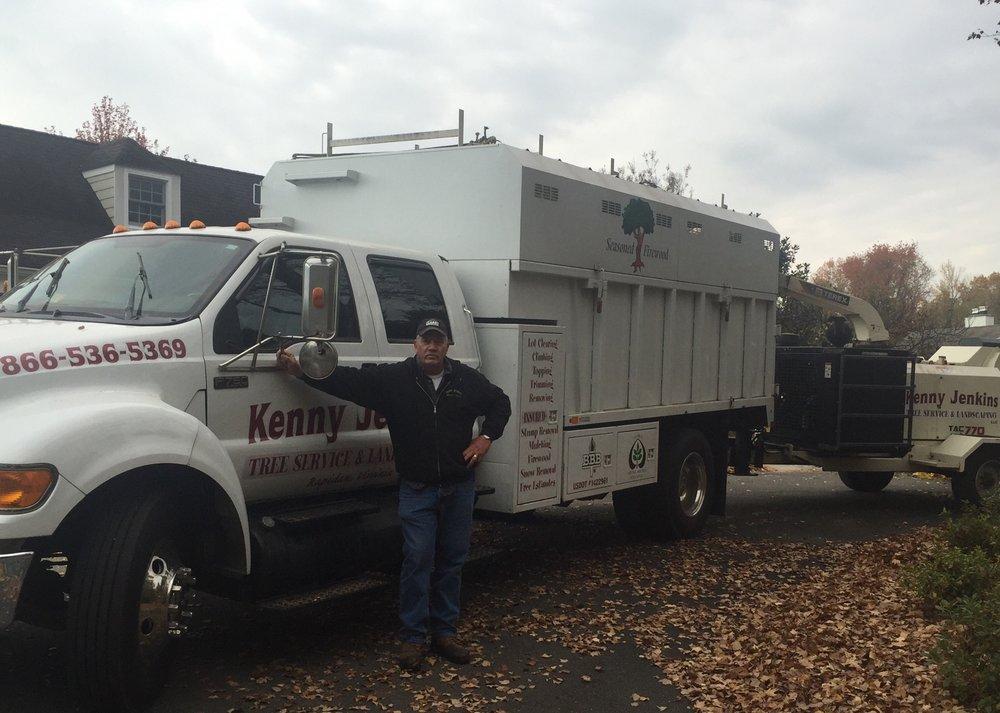 Kenny Jenkins Tree Service & Landscaping: 7290 James Madison Hwy, Rapidan, VA