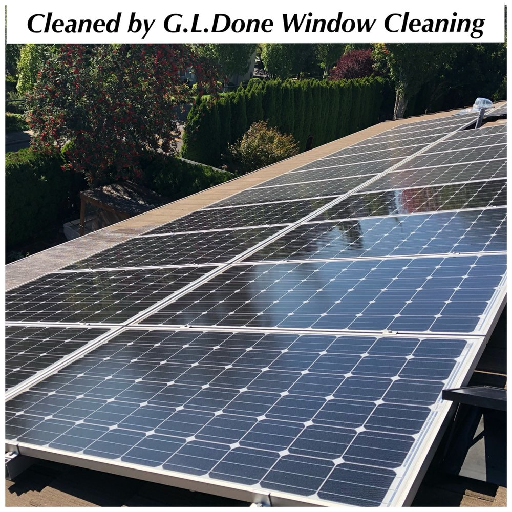 G.L.Done Window Cleaning: Salem, OR