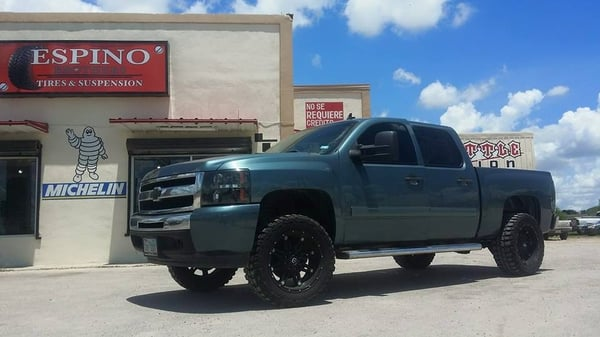 Espino Tires And Suspension 2300 W Mile 7 Rd Mission Tx Tire
