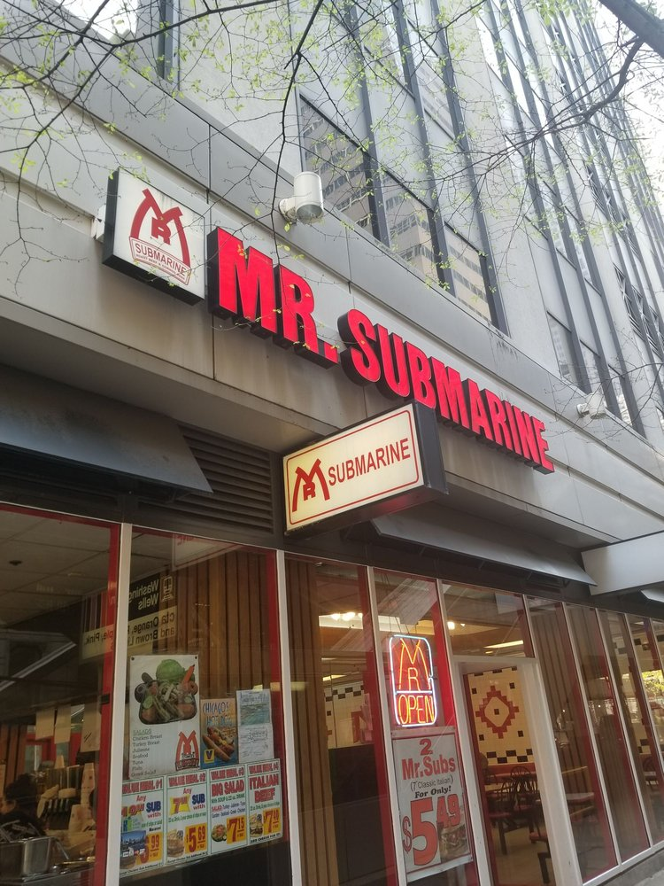 Mr Submarine - (New) 37 Photos & 100 Reviews - Sandwiches - 47 N