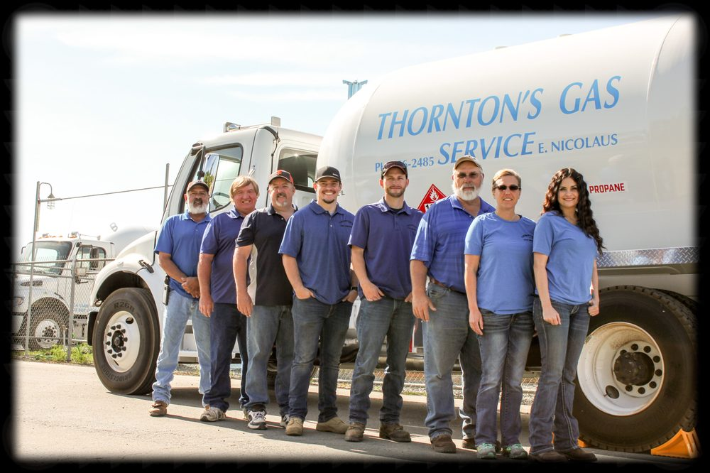 Thornton's Gas Service: 2041 Watts Ave, Nicolaus, CA